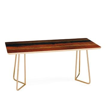 Conor O'Donnell Tree Study Four Coffee Table