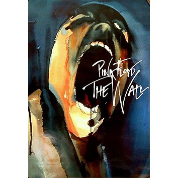 Pink Floyd The Wall Gerald Scarfe Poster 24x36