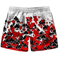 Deck Of Cards Shorts