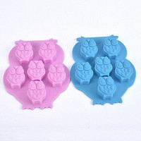 Classical Silicone Chocolate Decorate Mould Candy Cookie Cake Baking Mold HU