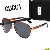 GUCCI Newest Fashion Men Shades Eyeglasses Glasses Sunglasses 6#