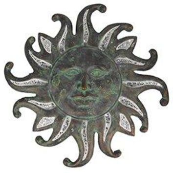 Eclipse Patio 23.6 inch  B/O Led Hanging Sun 23.625 inch D X 1.625 inch D