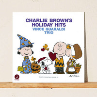 Vince Guaraldi Trio - Charlie Brown's Holiday Hits LP | Urban Outfitters