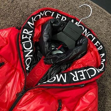 Moncler Expedition Parka Men Outwear Down Jackets-1
