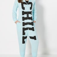 Chill Hooded Knit Onesuit | Onesuits | rue21