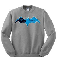 Bat Carolina Panthers Sweatshirt Sports Clothing