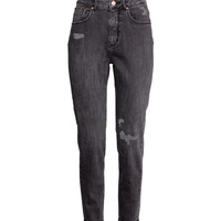 Mom Trashed Jeans - from H&M