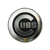 Chicago Cubs MLB Chrome 3D for Auto Car Truck Emblem Decal Sticker Baseball Officially Licensed Team Logo