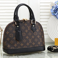 LV Louis Vuitton Classic Shell Bag Ladies Handbag Shoulder Messenger Bag