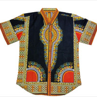 Fayennette Traditional African Shirt