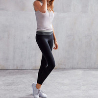 SIMPLE - Women Slim Fit High Waisted Suit Fitness Sportswear Stretch Exercise Yoga Legging b217