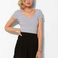 Silence + Noise High-Rise Rumpled Short - Urban Outfitters