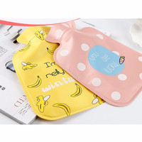 21.5x14.5cm Creative Cute Cartoon Kawaii Novelty Rubber Hand Feet Warming Water-filling Hot Water Bag Explosion-Proof Bottles