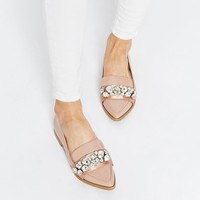ASOS MOONSTONE Flat Shoes