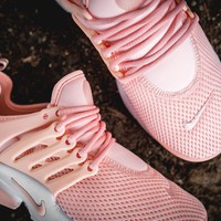 NIKE WMNS AIR PRESTO - SUNSET TINT/WHITE – PACKER SHOES