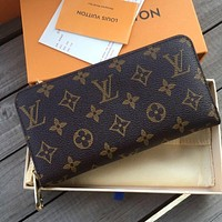 lv louis vuitton women and men wallet purse moneybag lv bumbag lv wallet 844