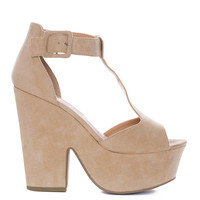 Jane Doe Platforms - Ivory