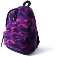 COLOR CAMO SWEAT DAY PACK /L