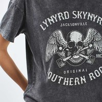 Lyn Skyn Oversized T-Shirt by And Finally - Clothing Brands - Brands