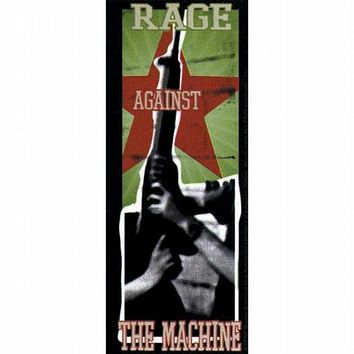 Rage Against The Machine - Arms - Decals