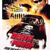 Death Proof 27x40 Movie Poster (2007)