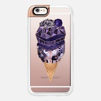 Ice Cream 1 - Transparent iPhone 6s case by Elisabeth Fredriksson | Casetify
