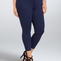 All-Nighter Cropped Pant - Navy