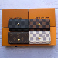 Louis Vuitton Lv New Men And Women Fashion Casual Short Key Case