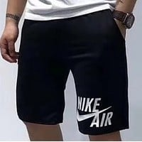 NIKE home fitness running basketball playing quick dry shorts F0678-1 Black