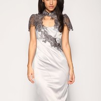 Wholesale Retail sexy lace ladies dress cocktail/formal/OL/party Dress DJ104  Free Shipping
