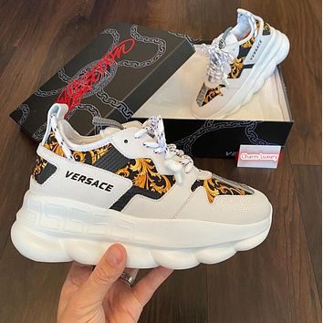 Versace Leisure sports shoes
