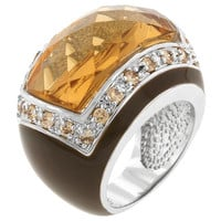Persian Champagne Ring, size : 05
