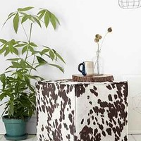 Saunder Ottoman - Urban Outfitters