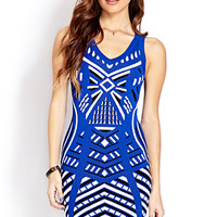 Voyager Bodycon Sweater Dress