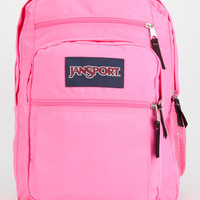 Jansport Big Student Backpack Fluorescent Pink One Size For Women 26892435101
