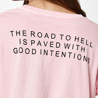 Desert Dreamer Good Intentions T-Shirt at PacSun.com