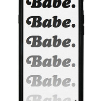 Babe iPhone 6/6s Case
