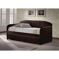 1613DBT Springfield Daybed w/Trundle - Brown
