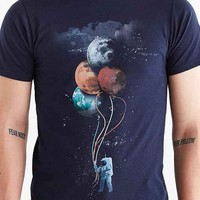Design By Humans The Spaceman's Trip Tee