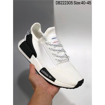 Adidas Originals Boost NMD R_1 V2 cheap Men's and women's adidas shoes