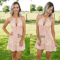 Rustic Wishes Dress