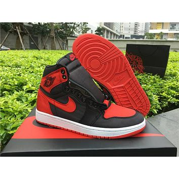 Air Jordan 1 Retro OG High Banned Shoes 36-47