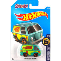 New Arrivals 2017 Hot Wheels the mystery machine Metal Diecast Cars Collection Kids Toys Vehicle For Children Juguetes