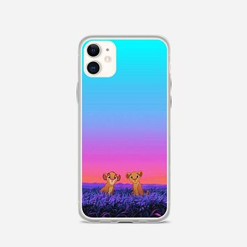 The Lion King Son iPhone 11 Case