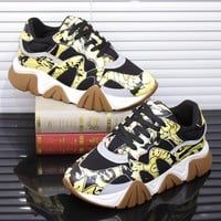 VERSACE  Women Men 2020 New Fashion Casual Shoes Sneaker Sport Running Shoes