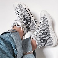 Dior B23 Sneaker High Quality Shoes