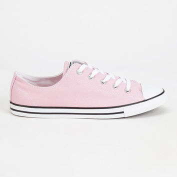 Converse Chuck Taylor All Star Dainty Womens Shoes Pink Freeze/White/Black  In Sizes