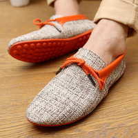 Mens Cool Mesh Style Slip-On Shoes