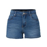 Fitted Denim Shorts (CLEARANCE)