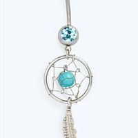Dreamcatcher Belly Ring